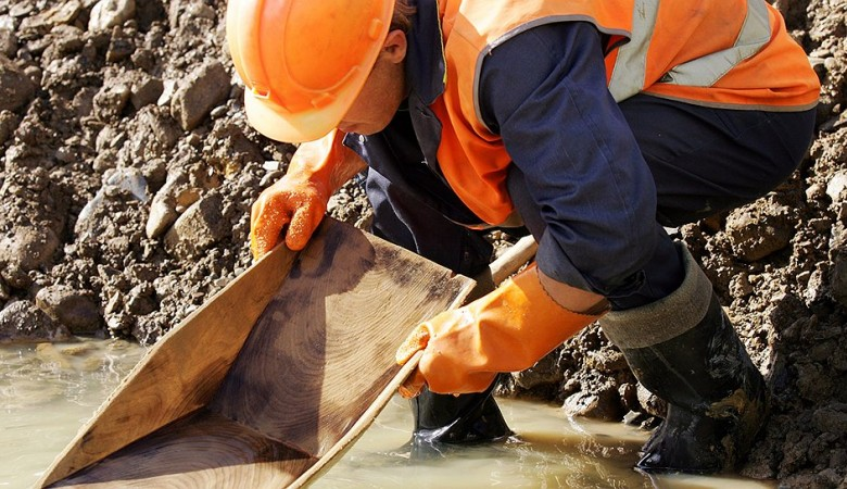 «Росгеология» займется поиском рудного золота в Туве за 207 млн рублей