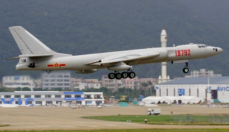 США зафиксировали повышенную активность бомбардировщиков КНР