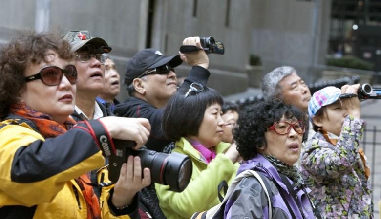 Прошлогодние доходы России от китайских туристов составили 110 млрд руб
