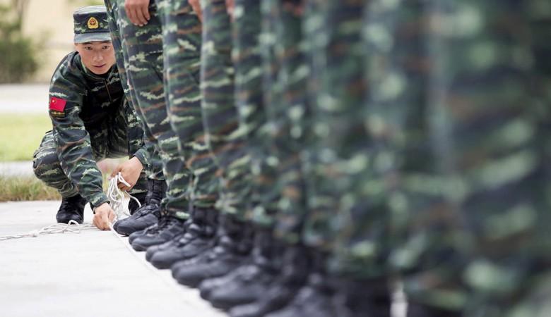 Китай не намерен отклоняться от оборонительного характера своей оборонной политики