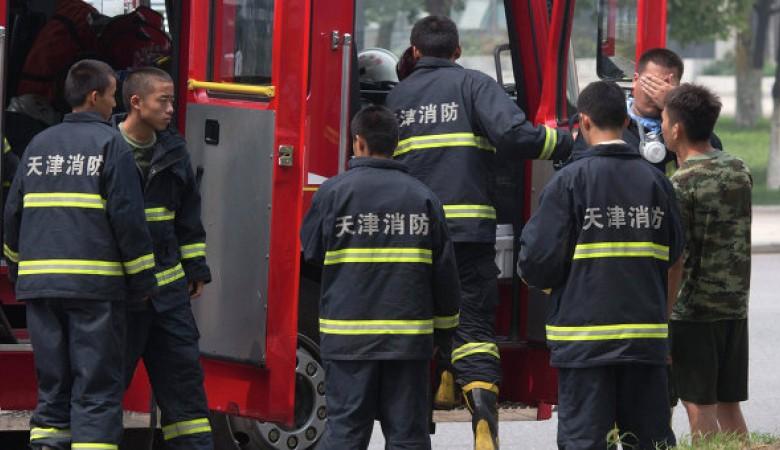 Два человека пострадали, несколько пропали без вести при взрыве на химзаводе в Китае