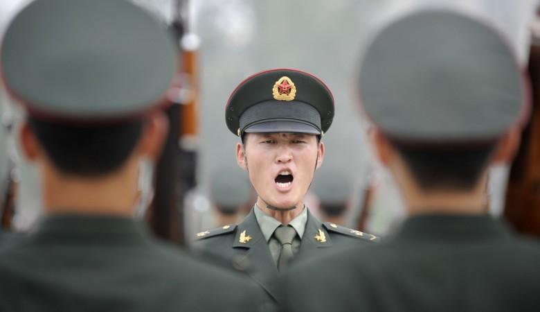 Китай разработал новое лазерное оружие для борьбы с террористами