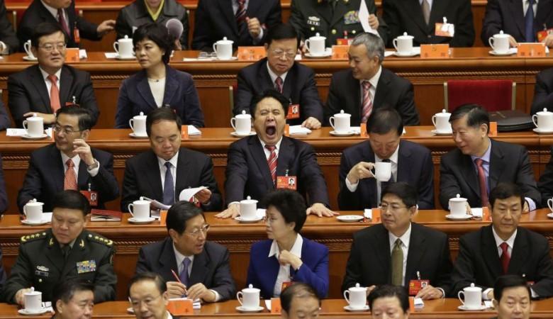 В Китае чиновников предупредили о недопустимости расточительства в предстоящие праздничные дни