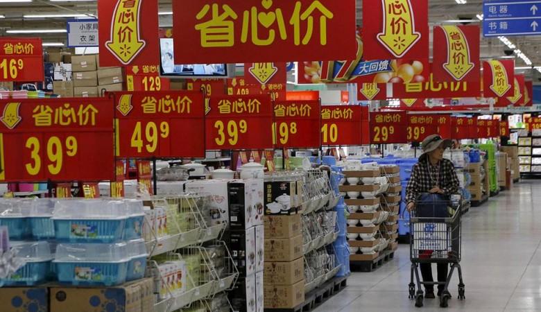 Годовая инфляция в Китае в августе ускорилась до 2,3%, что выше ожиданий - статбюро