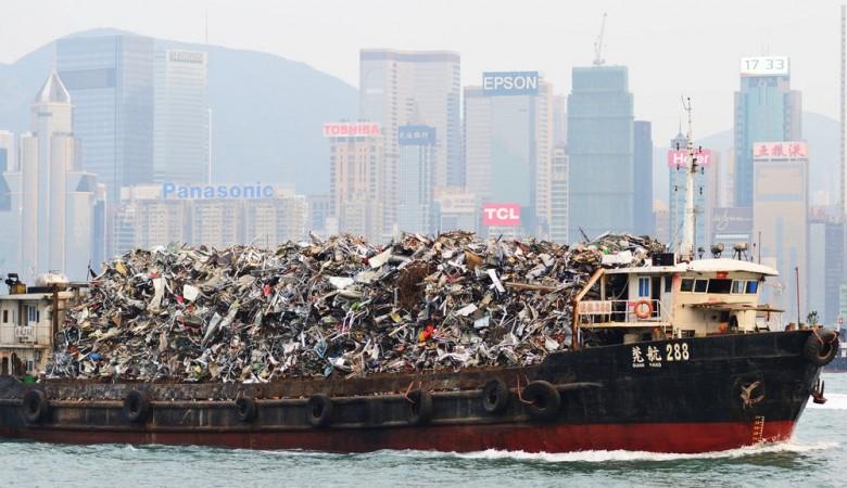 В Китае решили полностью сделать платной переработку бытового мусора в городах