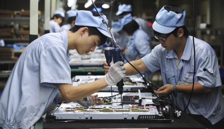 Индекс деловой активности в промышленности КНР в октябре замедлился до 50,2 пункта