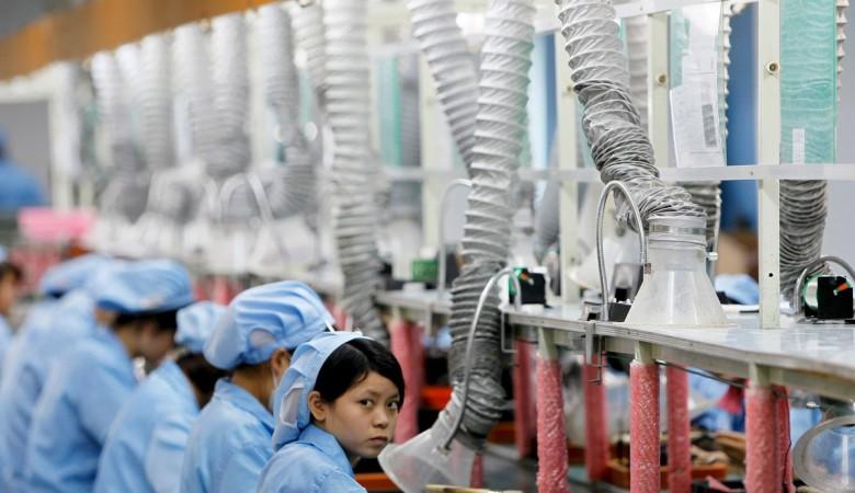 Прибыль крупных промпредприятий Китая в январе-феврале 2019 г выросла на 5,3%