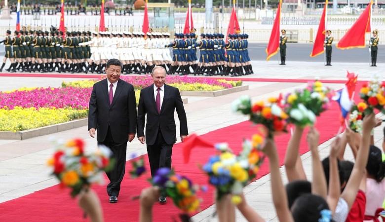 Россия и Китай расширяют сотрудничество в рамках инициативы