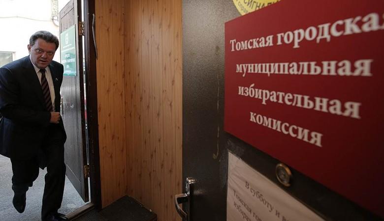 Действующий мэр Томска Иван Кляйн выигрывает выборы градоначальника
