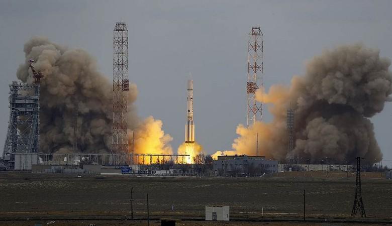 Россия может сделать космодром Байконур гражданским, утверждают в Астане