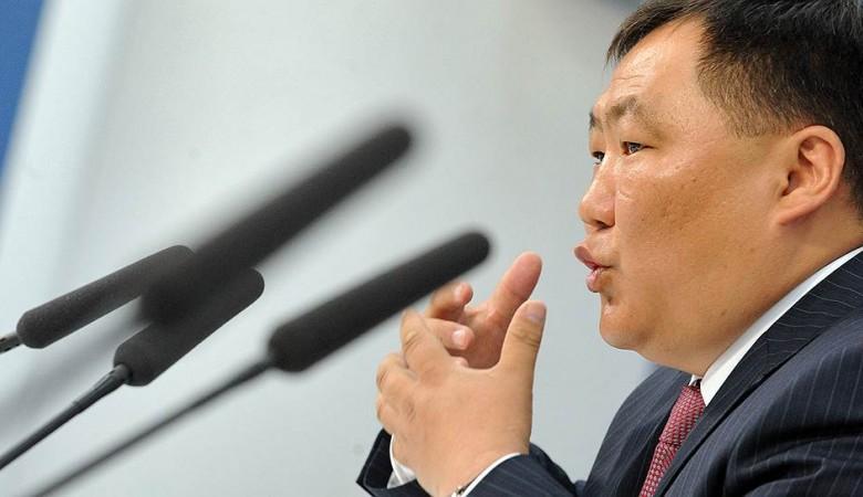 Глава Тувы Шолбан Кара-оол попросил о досрочной отставке