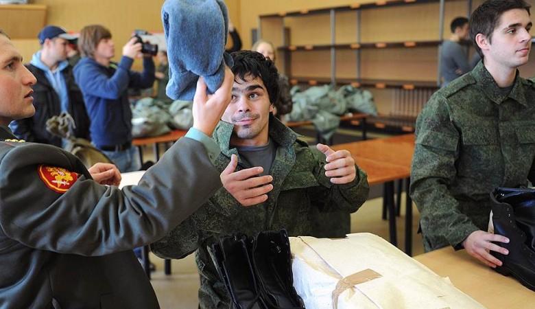 Военные психологи проанализировали свыше 3 тысяч новобранцев ВВО в Забайкалье
