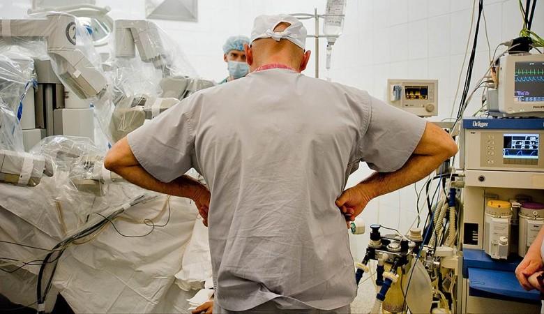 Красноярские медики удалили опухоль мозга с использованием уникального спрея