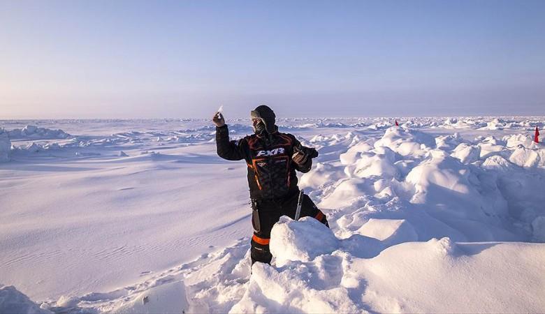 Трактор провалился под лед вИркутской области: 4 человека погибли