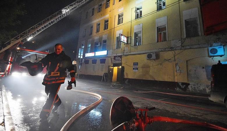 В Красноярском крае пожарные спасли 66 человек за неделю