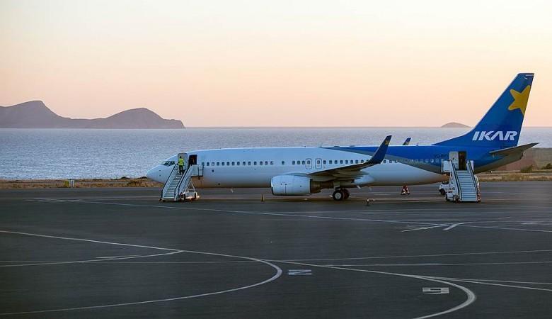 Авиакомпания «Икар» оштрафована на 100 тысяч рублей из-за задержки рейсов