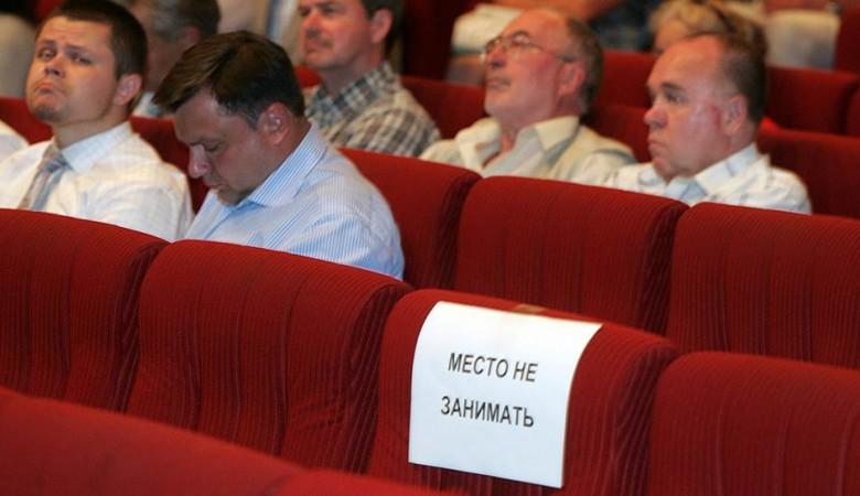Самовыдвиженцы могут получить право выдвигаться на пост главы Омской области