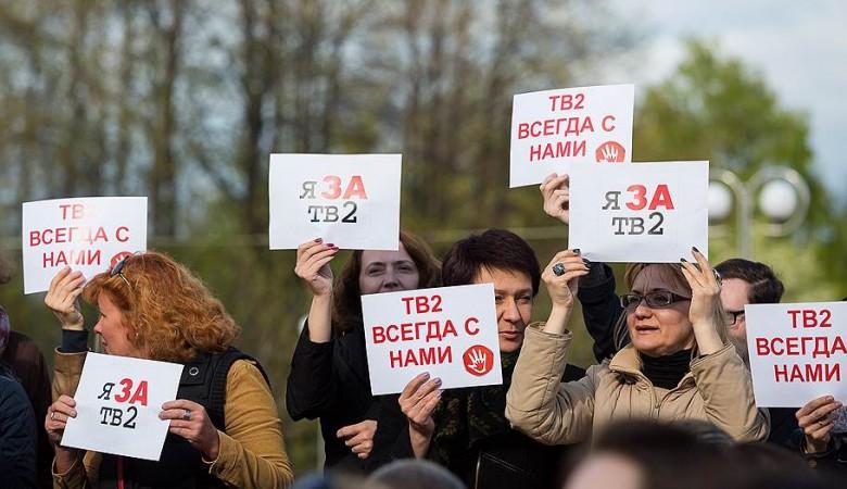 Венедиктов назвал «беспределом» разгром томского ТВ2