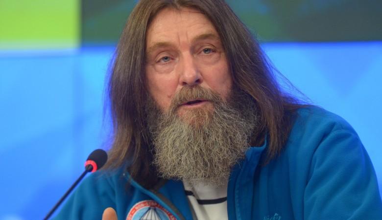 Федор Конюхов поднимется навоздушном шаре изКрасноярска