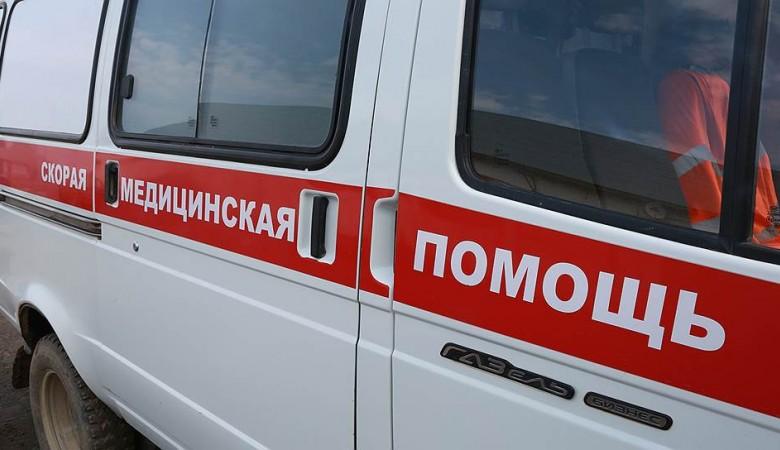 ВКрасноярском крае пассажирский автобус улетел вкювет иперевернулся