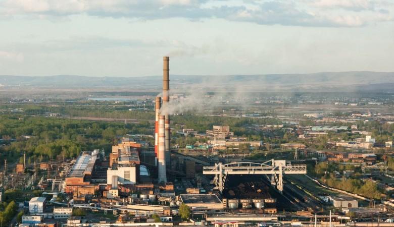 Строительство новой трубы красноярской ТЭЦ-1 обойдется в 0,5 млрд рублей