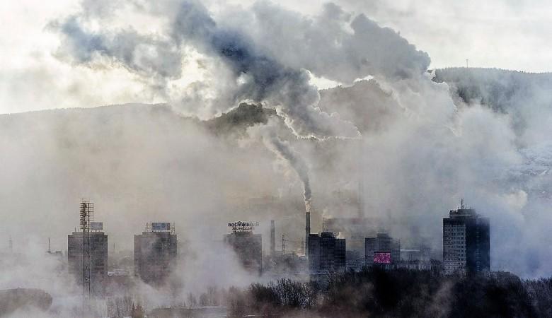 Сибирские ученые изобрели новый способ борьбы свредными выбросами
