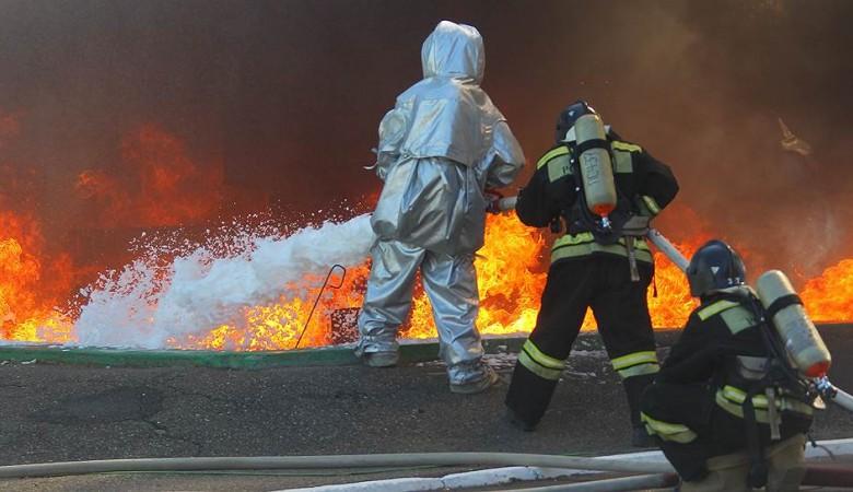 Мороз спровоцировал рост пожаров в Хакасии