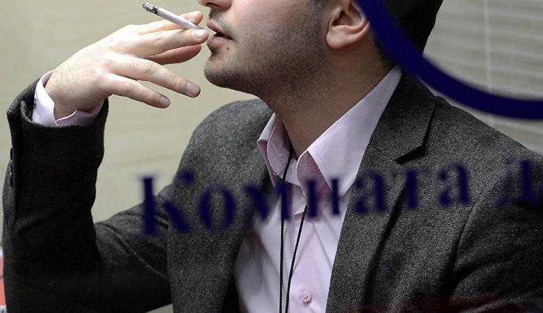 С момента запрета курения в общественных местах курильщиков в Красноярске стало меньше всего на 1%