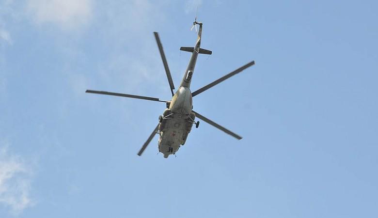 Два пилота погибли при жесткой посадке вертолета Ми-8 в Томской области