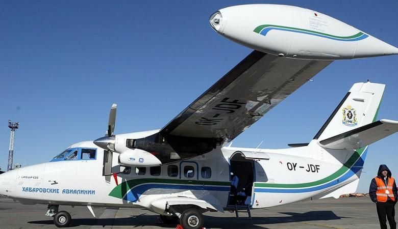 В Хабаровском крае разбился пассажирский самолет Л-410