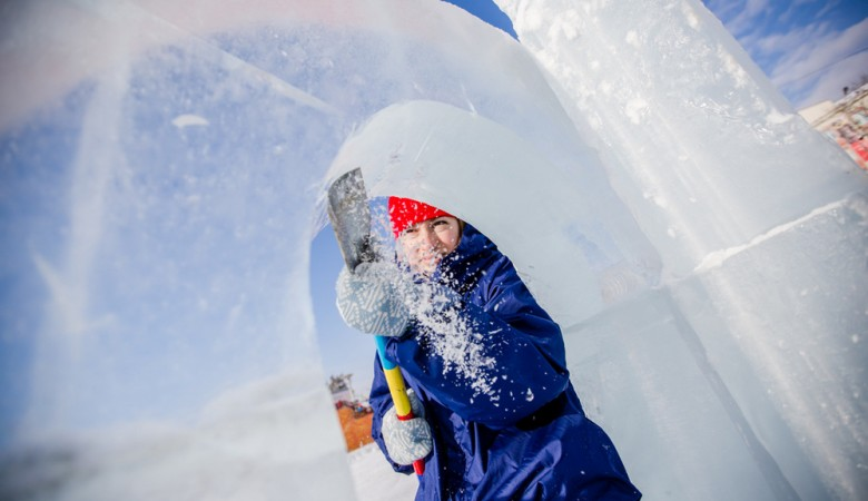 Ледяная библиотека чудес появится наБайкале