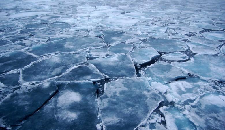 Два школьника устроили заплыв на льдине в Новосибирской области – МЧС