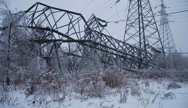 ЧПнаЛЭП лишило электричества дома 17 тыс. граждан Забайкалья