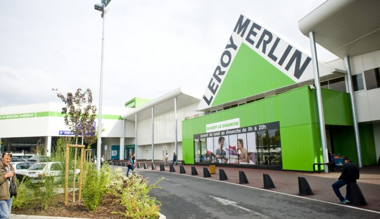Leroy Merlin начал строительство третьего гипермаркета в Красноярске