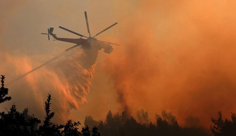 Количество лесных пожаров выросло в Иркутской области, власти задействовали авиацию
