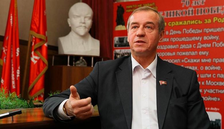 Против сына губернатора Иркутской области возбуждено уголовное дело