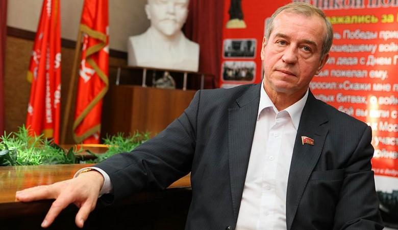 Левченко не видит перспектив у строящегося завода по розливу воды на Байкале