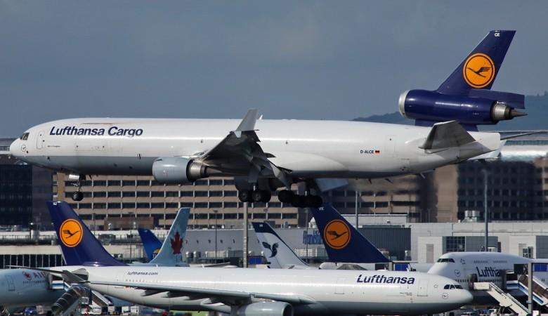 Lufthansa променяла Красноярск наНовосибирск
