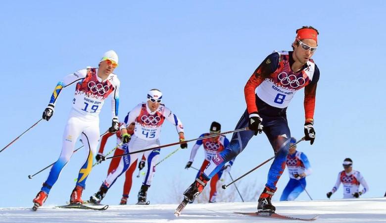 Лыжники сборной России завоевали золото в эстафете на Универсиаде в Красноярске