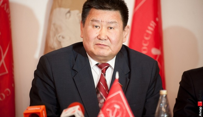 Коммунисты Бурятии выдвинут Вячеслава Мархаева навыборы руководителя региона