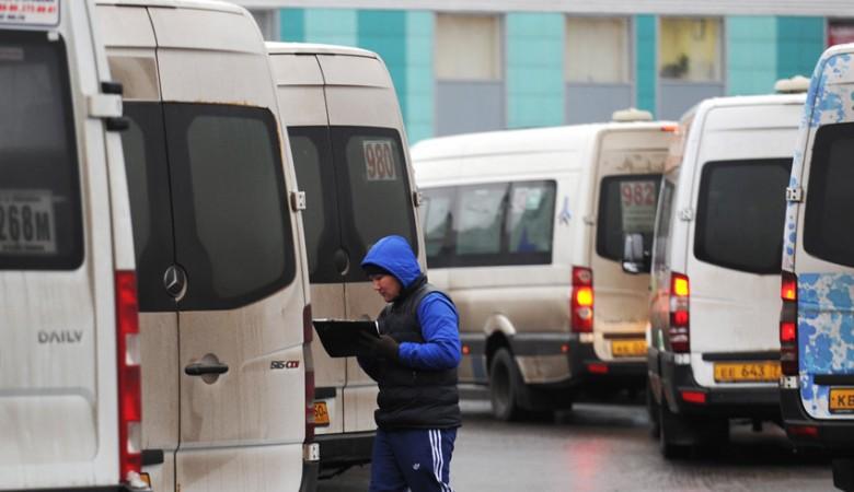 Милиция: гражданин Шелехова угнал маршрутку, чтобы уехать домой