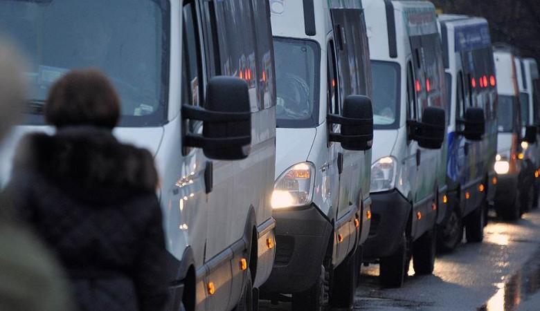 Восемь человек пострадали в аварии с маршрутным такси в Иркутске