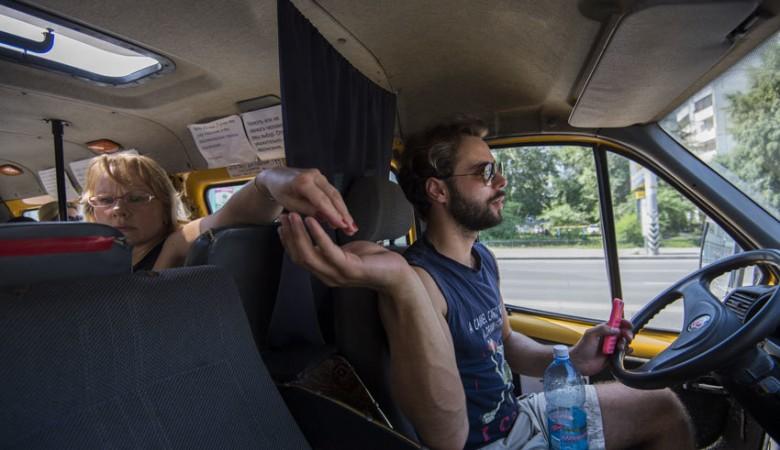 Омские маршрутки возят пассажиров за пожертвования