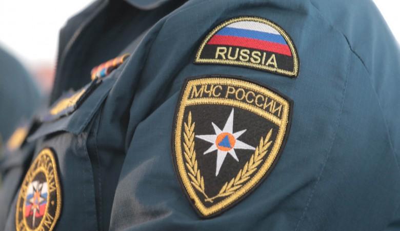 В Хакасии горело предприятие по переработке глины