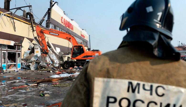 Газовый баллон взорвался в Чите на пункте приема металлолома