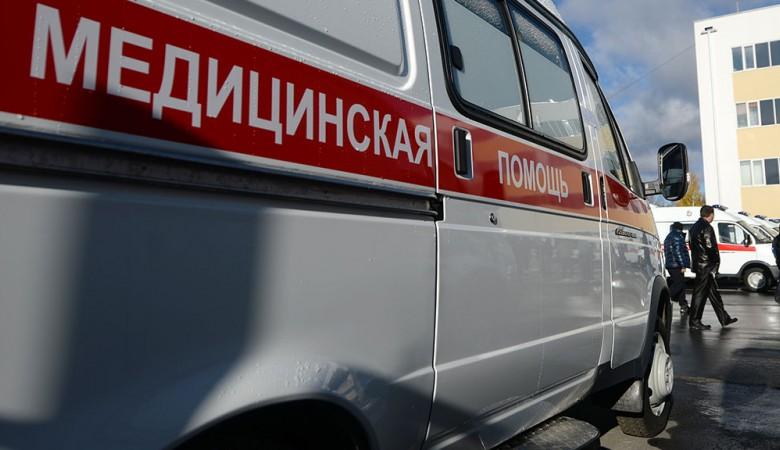 В Хакасии трехлетний ребенок скончался, выпав из окна