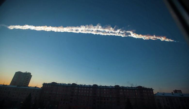 НЛО пролетел над Иркутской областью иоставило внебе след