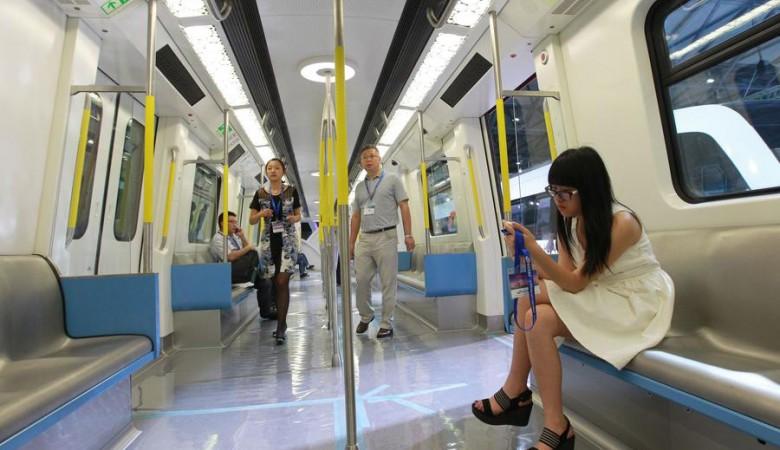 В Пекине начались испытания первой в КНР беспилотной линии метро