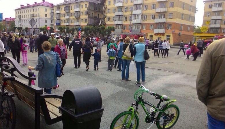 ВКемеровской области задержали собственника помещения, где случилось обрушение
