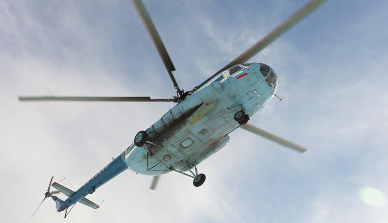 Опознание тел погибших во время крушения Ми-8 пройдет в Красноярске
